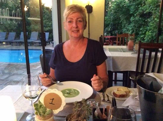 Addo, Νότια Αφρική: restaurant
