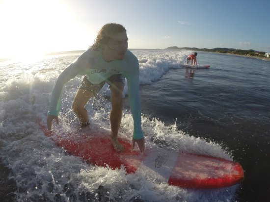 Surf Popoyo Lessons​