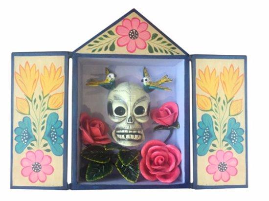 Jerome, อาริโซน่า: Day of the Dead Folk Art