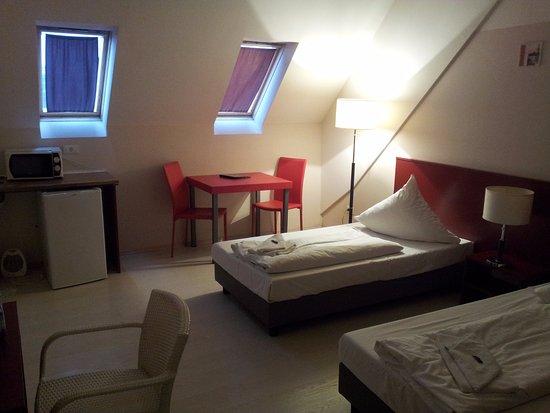 Plus Berlin: Camera doppia