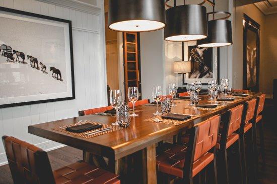 Four Seasons Resort And Club Dallas At Las Colinas Law Restaurant