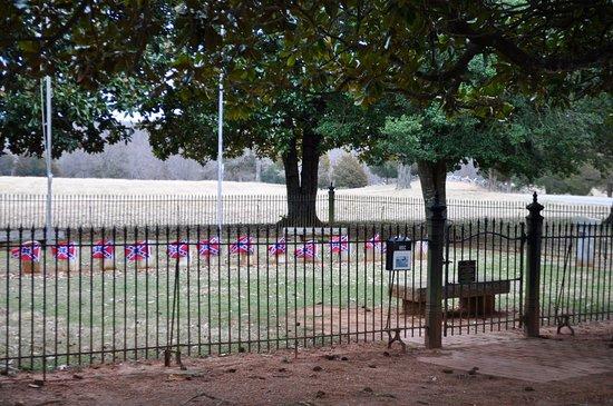 Appomattox, Wirginia: Confederate Cemetery