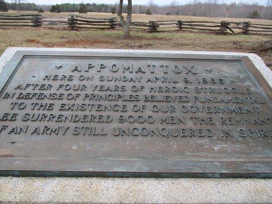 Appomattox, Wirginia: At the Confederate Cemetery