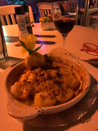 Jensen Beach, FL: Valentine's Day Special~ Seafood Casserole (scallops, shrimp and lobster)