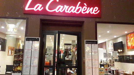 Limoux, France: RESTAURANT LA CARABENE