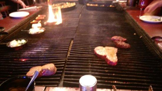 Montour, IA: Rube's Steakhouse