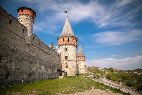 Kamianets-Podilskyi, Ukraine: Крепость