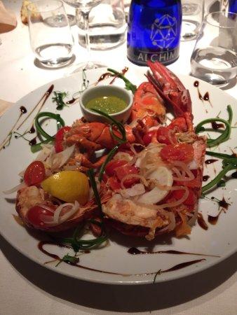 Chiasso, Schweiz: Alchimia Restaurant & Lounge