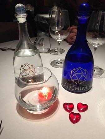 Chiasso, Sveits: Alchimia Restaurant & Lounge
