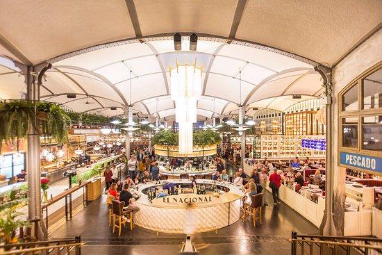 40c5f940b1cd El Nacional, Barcelona - La Dreta de l'Eixample - Restaurant Reviews ...