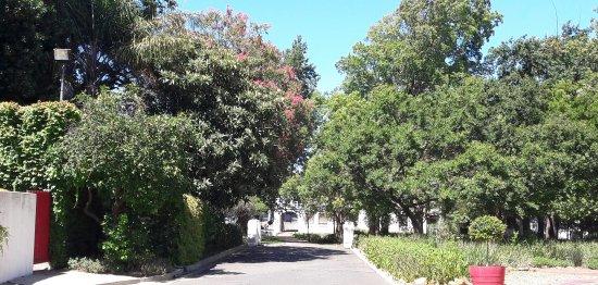 Paarl, Republika Południowej Afryki: Nederburg Wines