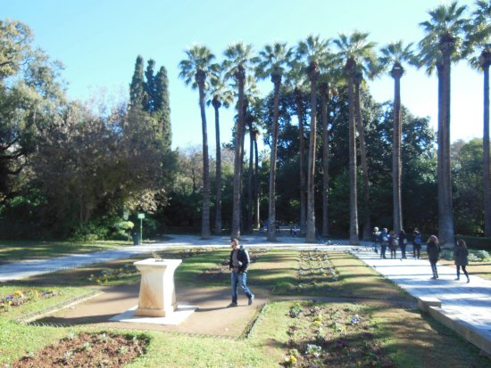 National Gardens : Il parco