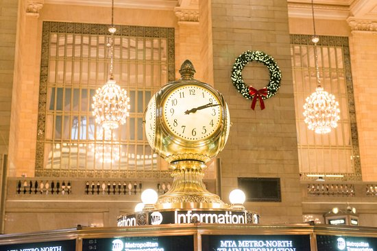 Photo of Grand Central Terminal in New York City, NY, US