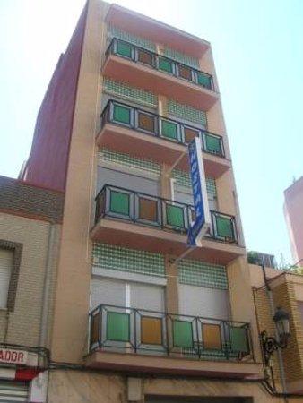 Paterna, España: Fachada