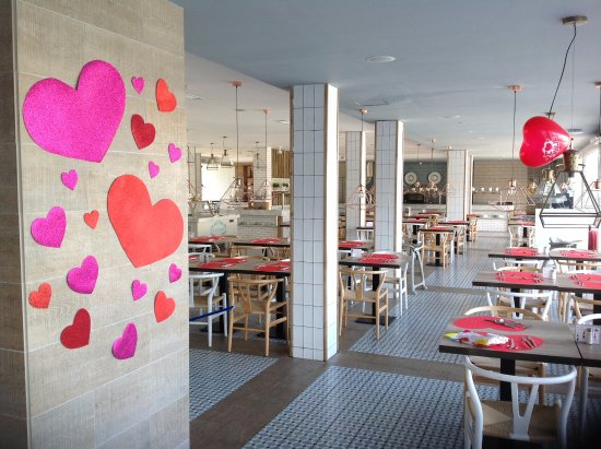 Buffet Valentine S Day Picture Of Labranda Corralejo Village