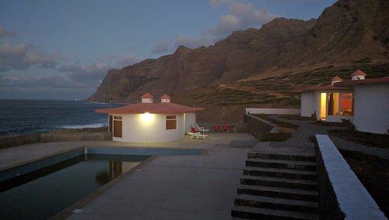 Ponta Do Sol, Kape Verde: Uitzicht op de oceaan
