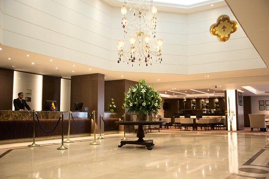 Hotel Dann Carlton Bogota: Lobby