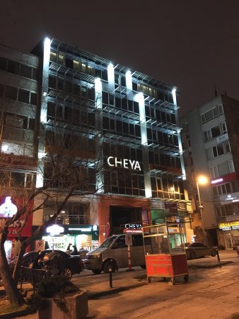 Cheya besiktas hotel suites stanbul t rkiye otel for Cheya residence besiktas istanbul