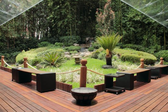 Terraza Jardin Picture Of Suntory Mexico City Tripadvisor
