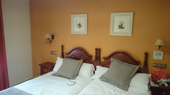 Torrellano, Spanien: Nice and comfortable bed