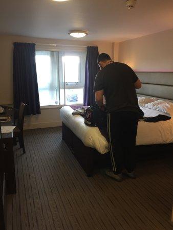 Premier Inn Nottingham Arena (London Road) Hotel: photo2.jpg