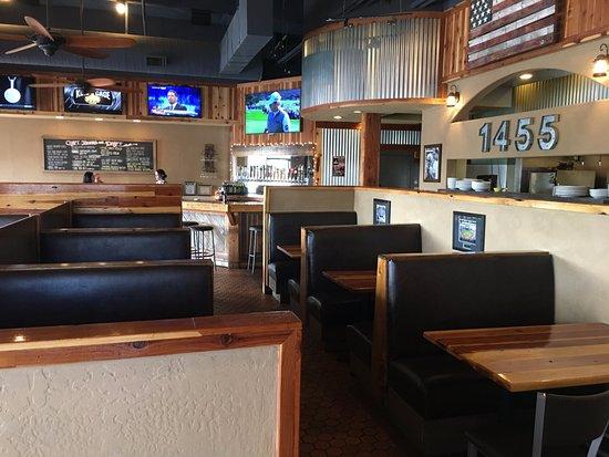 Gilbert, Αριζόνα: Booth Seating