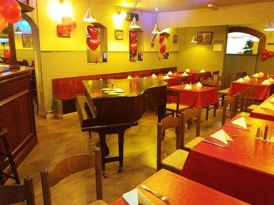 Best Italian Restaurants In Doncaster