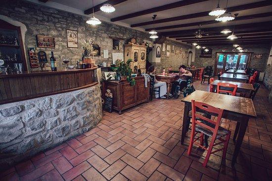 Galeata, Italy: La nostra sala principale