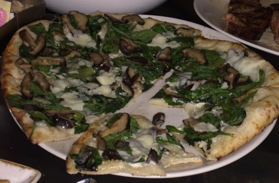 The Woodlands, TX: Mushroom Truffle Pizza