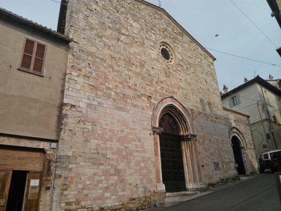 Монтефалько, Италия: Chiesa di S.Agostino