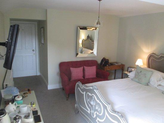 Montgomery, UK: The Room