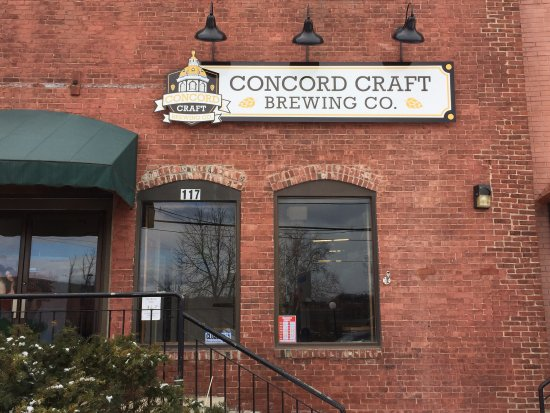 ‪Concord Craft Brewing Company‬