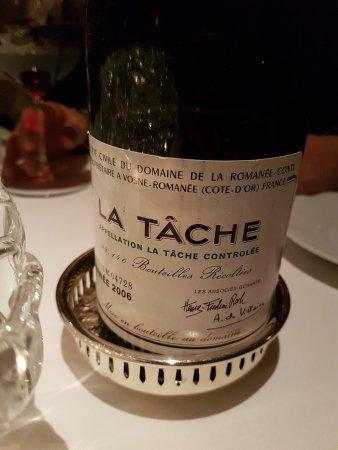 De los mejores vinos que he probado.