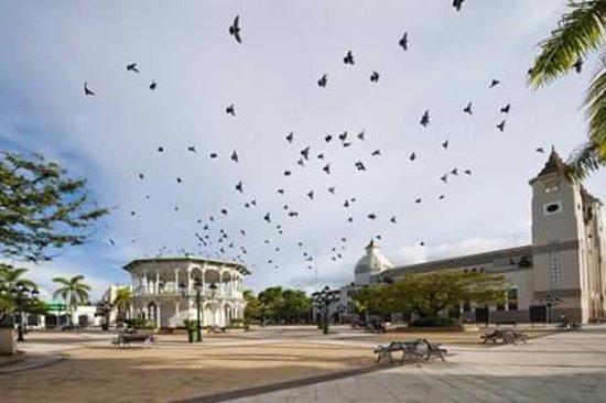 Cabarete, جمهورية الدومينيكان: central park