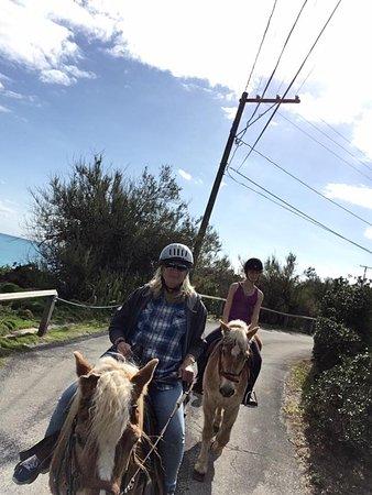 St. George, Bermudas: Nana on Kahuna