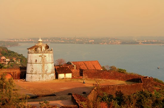 Panjim lighthouse