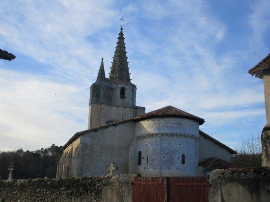 Eglise Notre-Dame d'Audignon