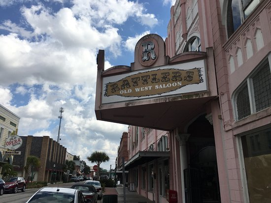 Arcadia, FL: Rattlers Old West Saloon