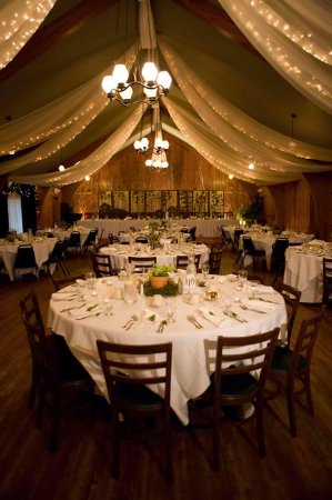 Eagle River, WI: Weddings at the restaurant