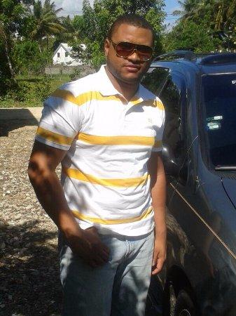 Cabarete, Dominik Cumhuriyeti: ready to work