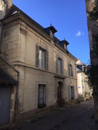 Chinon, Frankrike: Vue Extérieur de la Maison