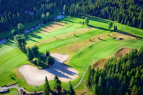 Priest Lake Golf Course