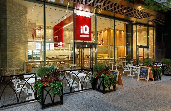 Photo of Fast Food Restaurant IQ at 181 Bay Street, Toronto M5J 2V1, Canada