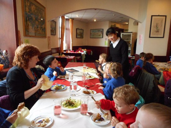 Ashleigh primary school in darwen celebrate chinese new for Academy of oriental cuisine