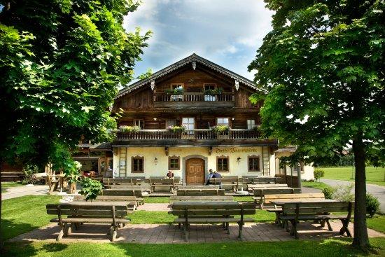 Neumarkt am Wallersee, Austria: Gastgarten