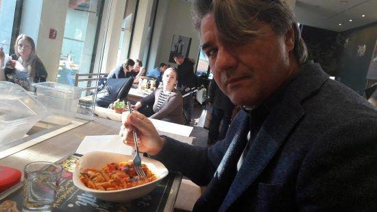Vapiano Münster: Good pasta!!!
