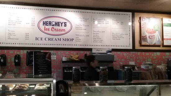 Westgate Town Center Resort Spa They Have Hershey S Ice Cream Krispy Kreme Donuts