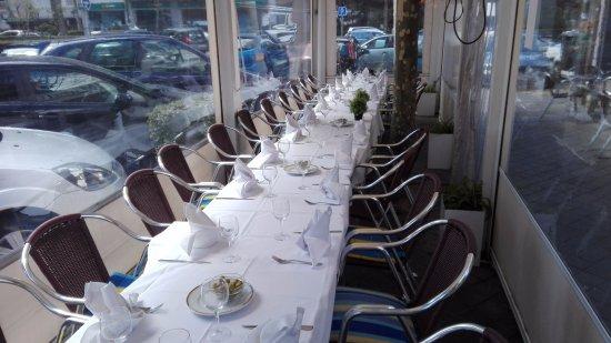 Terraza Para Evento Privado Picture Of Bar Las Murallas De