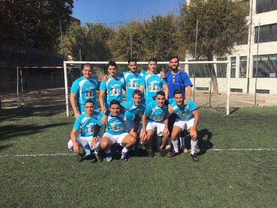 Bar Las Murallas de Camarena 99: Nuestro equipo patrocidado!!!