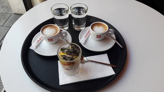 Vapiano Münster: Espresso coffee